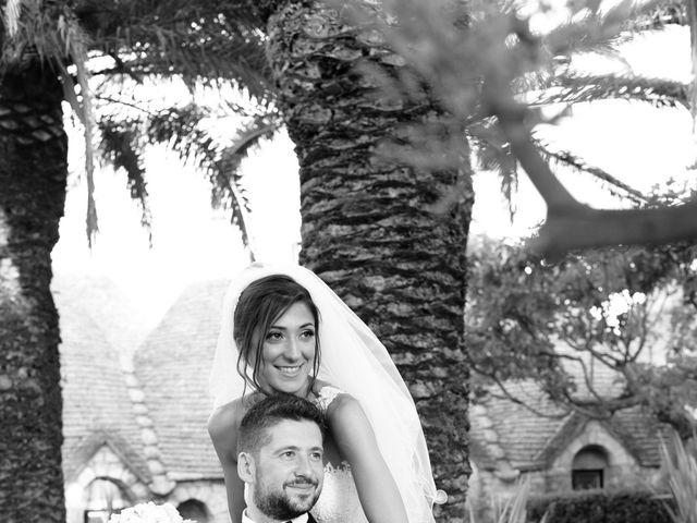 Il matrimonio di Rudi e Tiziana a Fasano, Brindisi 37