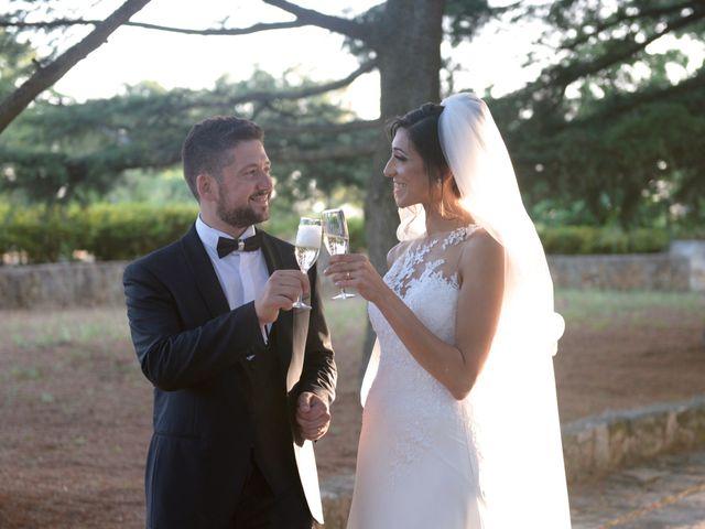 Il matrimonio di Rudi e Tiziana a Fasano, Brindisi 39