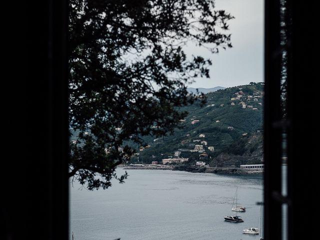Il matrimonio di Enrico e Katiuscia a Sestri Levante, Genova 1