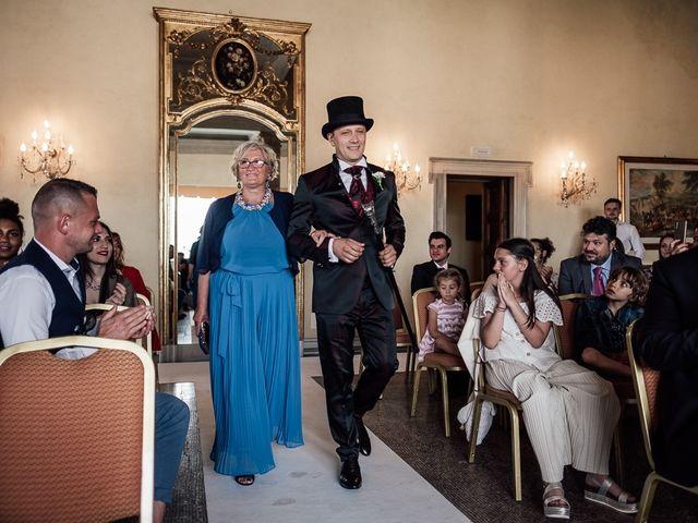 Il matrimonio di Enrico e Katiuscia a Sestri Levante, Genova 24