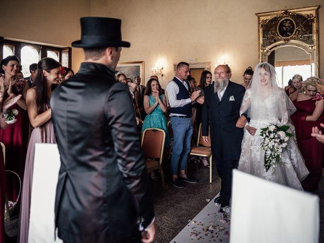 Il matrimonio di Enrico e Katiuscia a Sestri Levante, Genova 25
