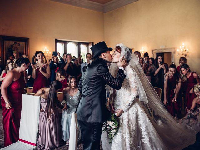 Il matrimonio di Enrico e Katiuscia a Sestri Levante, Genova 26