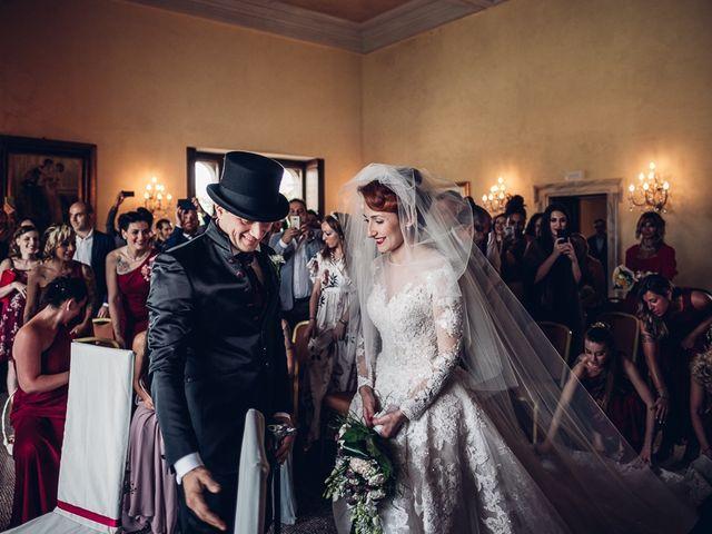 Il matrimonio di Enrico e Katiuscia a Sestri Levante, Genova 27