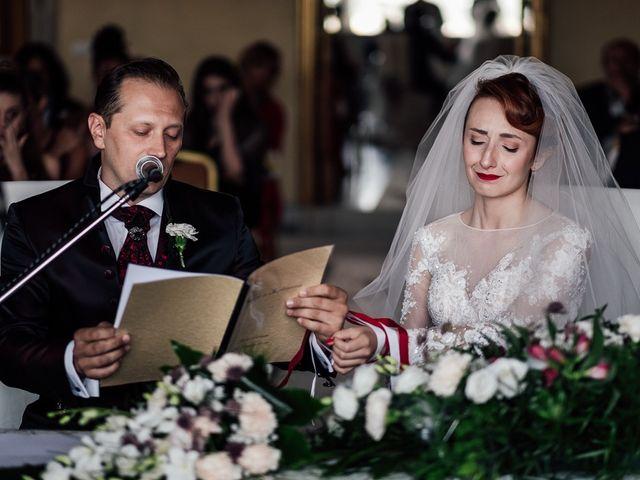 Il matrimonio di Enrico e Katiuscia a Sestri Levante, Genova 29