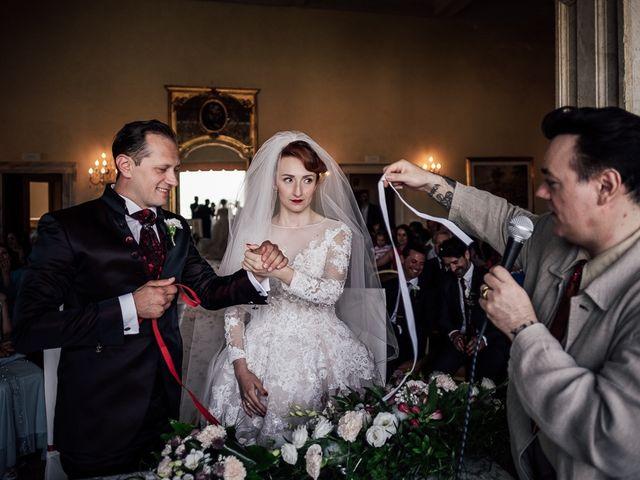 Il matrimonio di Enrico e Katiuscia a Sestri Levante, Genova 32