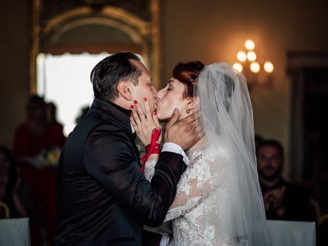Il matrimonio di Enrico e Katiuscia a Sestri Levante, Genova 33