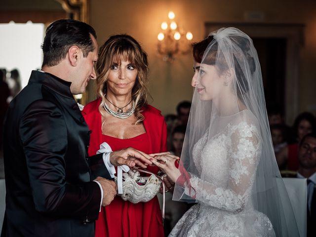 Il matrimonio di Enrico e Katiuscia a Sestri Levante, Genova 34