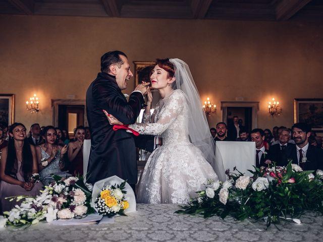 Il matrimonio di Enrico e Katiuscia a Sestri Levante, Genova 37