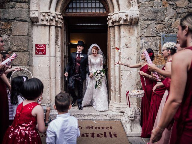 Il matrimonio di Enrico e Katiuscia a Sestri Levante, Genova 38