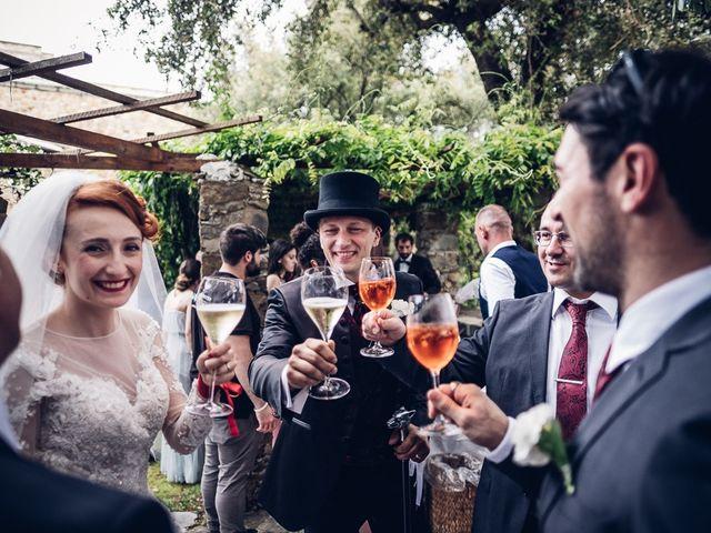 Il matrimonio di Enrico e Katiuscia a Sestri Levante, Genova 41