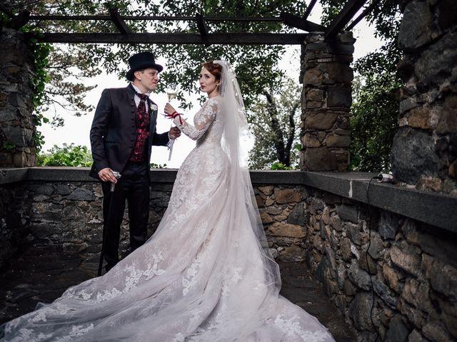 Il matrimonio di Enrico e Katiuscia a Sestri Levante, Genova 42