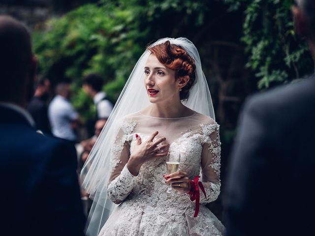 Il matrimonio di Enrico e Katiuscia a Sestri Levante, Genova 45