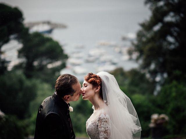 Il matrimonio di Enrico e Katiuscia a Sestri Levante, Genova 51