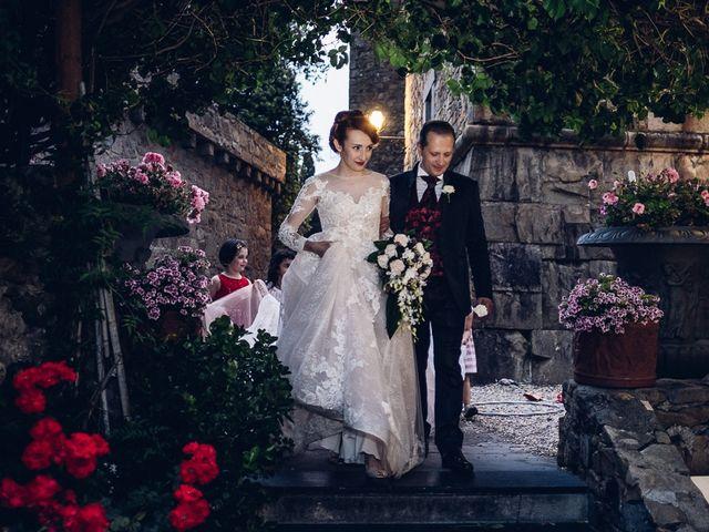 Il matrimonio di Enrico e Katiuscia a Sestri Levante, Genova 59