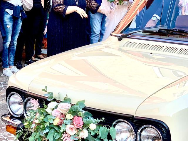 Il matrimonio di Alessandro  e Debora a Valeggio sul Mincio, Verona 3