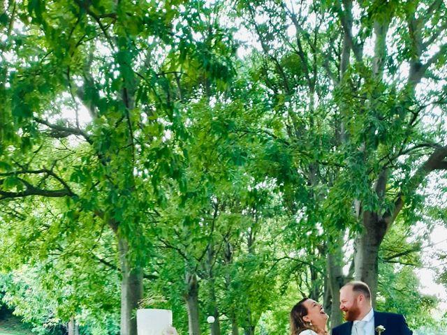 Il matrimonio di Alessandro  e Debora a Valeggio sul Mincio, Verona 4