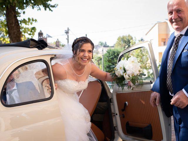 Il matrimonio di Matteo e Manuela a Canneto Pavese, Pavia 26