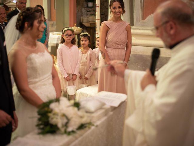 Il matrimonio di Matteo e Manuela a Canneto Pavese, Pavia 34