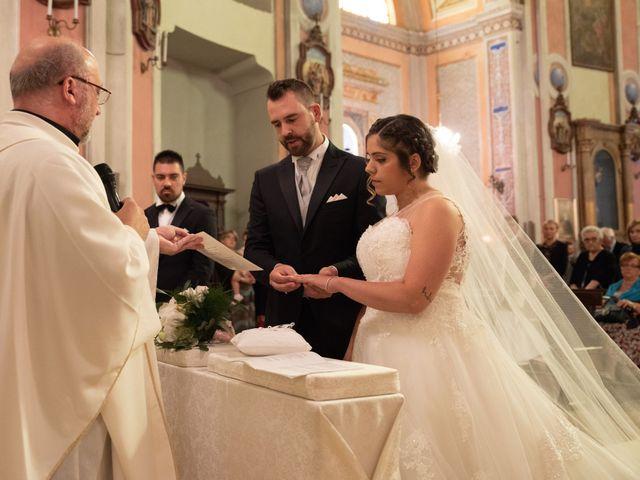 Il matrimonio di Matteo e Manuela a Canneto Pavese, Pavia 35