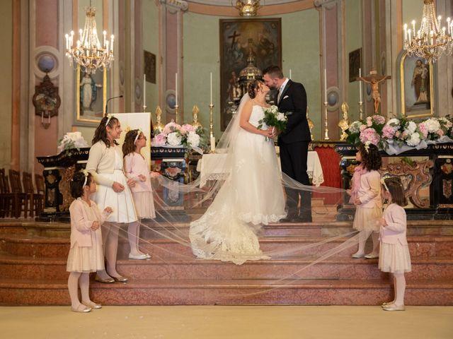 Il matrimonio di Matteo e Manuela a Canneto Pavese, Pavia 40