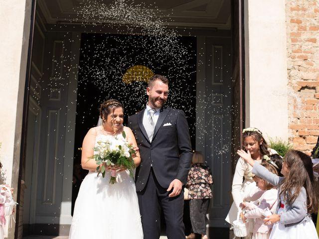 Il matrimonio di Matteo e Manuela a Canneto Pavese, Pavia 42