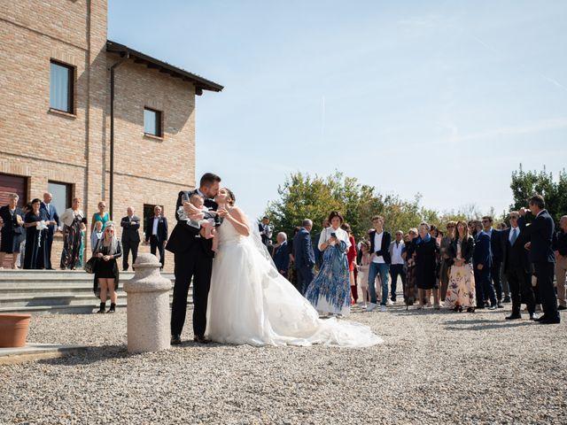Il matrimonio di Matteo e Manuela a Canneto Pavese, Pavia 48