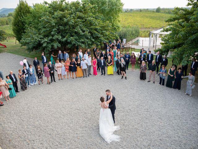 Il matrimonio di Matteo e Manuela a Canneto Pavese, Pavia 63