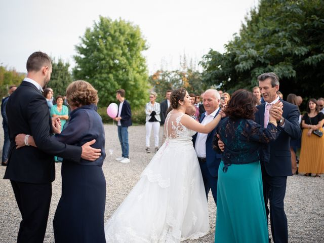 Il matrimonio di Matteo e Manuela a Canneto Pavese, Pavia 65