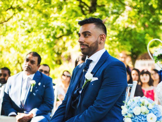 Il matrimonio di Angelo e Desiree a Bergamo, Bergamo 22
