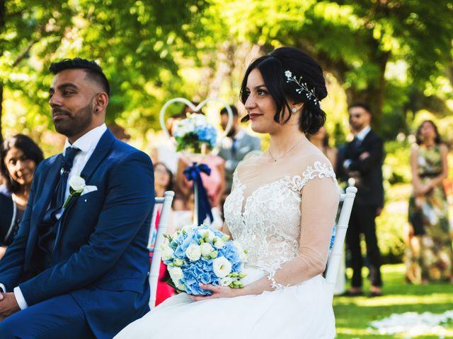 Il matrimonio di Angelo e Desiree a Bergamo, Bergamo 23