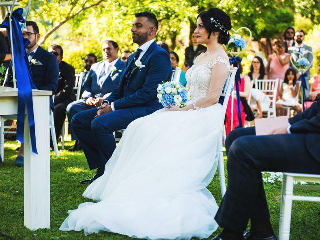 Il matrimonio di Angelo e Desiree a Bergamo, Bergamo 25