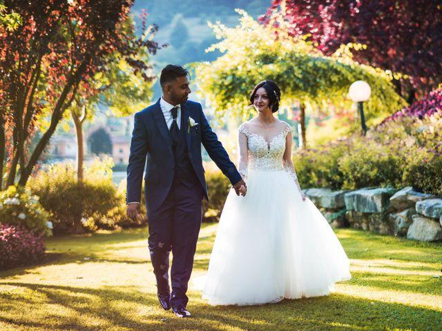 Il matrimonio di Angelo e Desiree a Bergamo, Bergamo 40