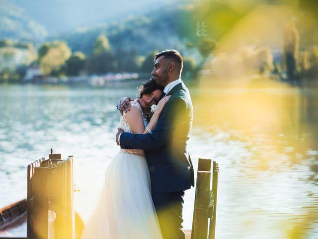 Il matrimonio di Angelo e Desiree a Bergamo, Bergamo 42