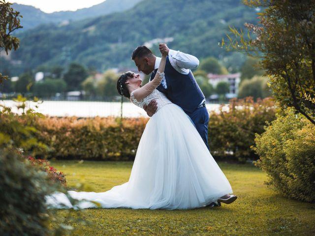 Il matrimonio di Angelo e Desiree a Bergamo, Bergamo 44