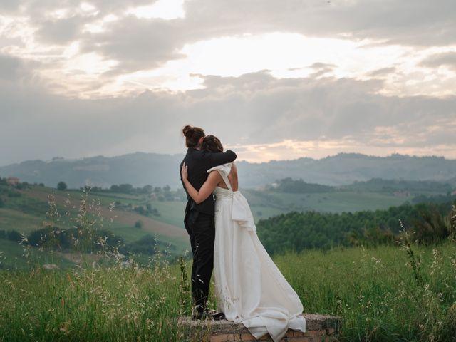 Le nozze di Andrea e Arianna