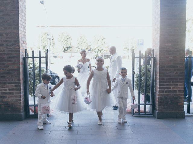 Il matrimonio di Rosario e Paola a San Lazzaro di Savena, Bologna 84