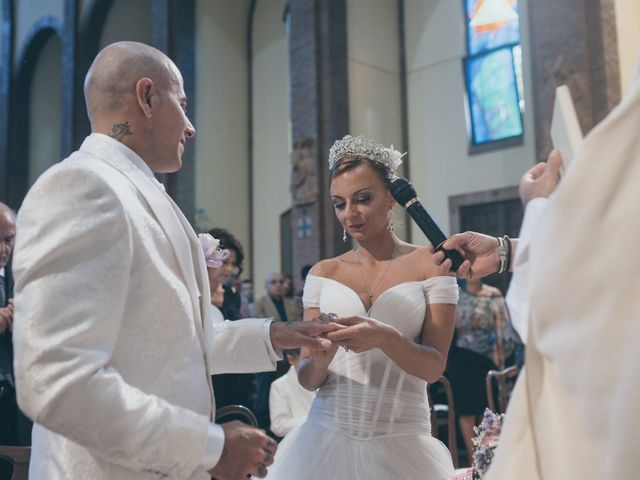 Il matrimonio di Rosario e Paola a San Lazzaro di Savena, Bologna 104