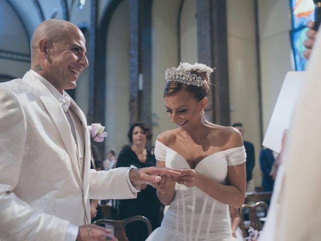 Il matrimonio di Rosario e Paola a San Lazzaro di Savena, Bologna 105