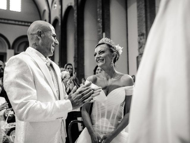 Il matrimonio di Rosario e Paola a San Lazzaro di Savena, Bologna 107