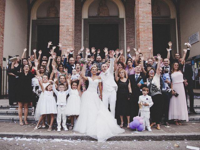 Il matrimonio di Rosario e Paola a San Lazzaro di Savena, Bologna 143