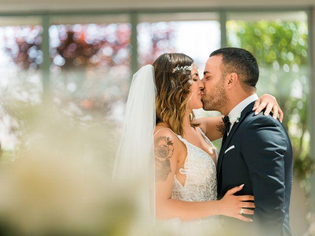 Le nozze di Ester e Marco