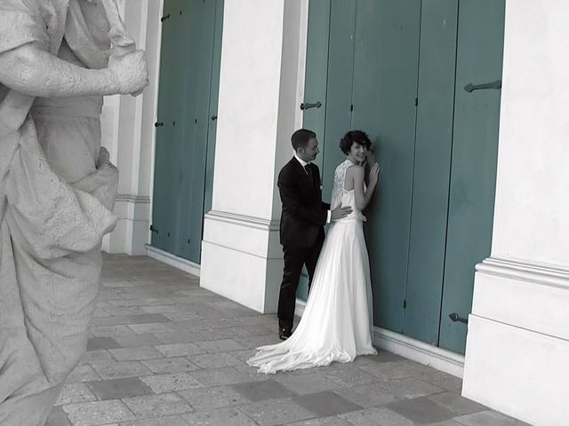 Il matrimonio di Massimiliano e Elisa a Montebelluna, Treviso 2