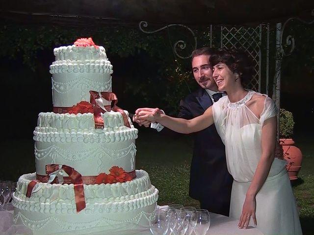 le nozze di Elisa e Massimiliano