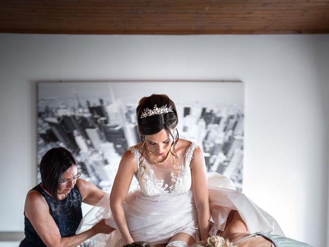 Il matrimonio di Stefan e Stephanie a Gravedona, Como 14