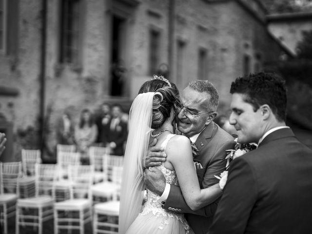 Il matrimonio di Stefan e Stephanie a Gravedona, Como 27