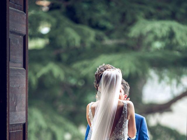 Il matrimonio di Stefan e Stephanie a Gravedona, Como 37