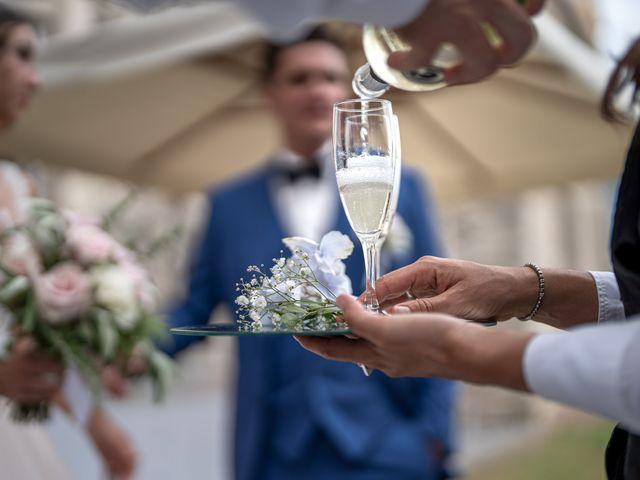 Il matrimonio di Stefan e Stephanie a Gravedona, Como 38