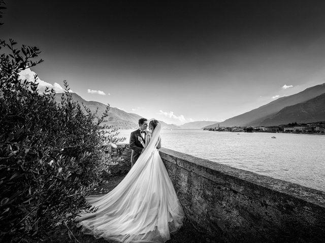 Il matrimonio di Stefan e Stephanie a Gravedona, Como 44