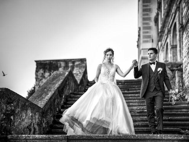 Il matrimonio di Stefan e Stephanie a Gravedona, Como 46