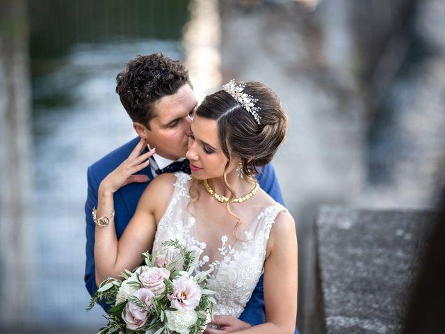 Il matrimonio di Stefan e Stephanie a Gravedona, Como 48